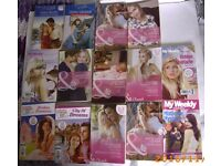 14 Romance Novel Mills and Boon and others