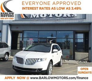 2011 Lincoln MKX NAVI/LEATHER/SUNROOF**SUV & TRUCK SALE!!**