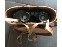 Vintage Taylor-Hobson 1941 Binoculars Good condition for age