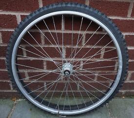 26inch Mountain Bike Wheel and Tyre