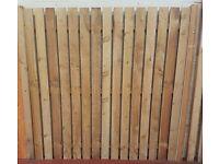 6ft fence slats for sale