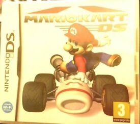 Mariokart DS game