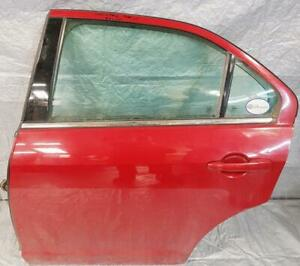 DOOR REAR Left / Driver Side - complete for 2010 to 2012 FORD FUSION SEDAN $200
