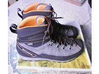 scarpa r -evo PRO goretex walking boots size 46, unused