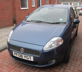 2008 Fiat Punto Dynamic Sport 8V - Low Mileage