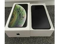 Apple iPhone XS 64gb payg boxed any network space grey