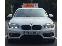 AUTOMATIC DRIVING LESSONS £22 PER HOUR