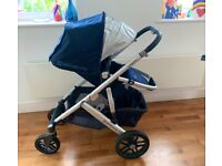 UPPAbaby VISTA Pushchair with Carrycot / Bassinet