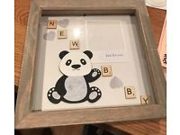 Handmade and personalised gift frames for special occasions