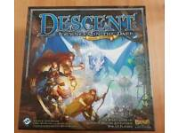Descent Board Game second edition