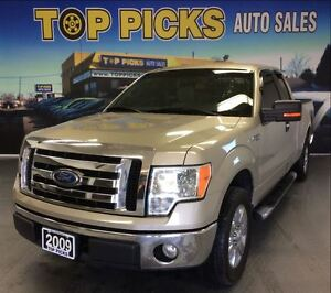 2009 Ford F-150 XLT XTR, RWD, 18 ALLOYS, CLEAN TRUCK!