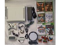 Xbox 360 60gb with controller, games and extras!!!