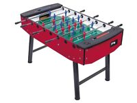 Table Football (Foosball) tables - brand new in various colours & designs