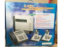 *New* Circle Small Business Cordless Telephone Starter Pack