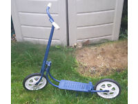 Retro Mobo child scooters