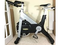 TechnoGym Spin Studio Exercise Bike Commercial Home Gym Equipment Resistance Spinning