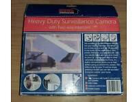 Heavy duty surveillance camera
