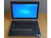 Dell Latitude E6430 Intel i5 2.60GHz 4GB RAM 250GB HDD Windows 7 Netbook Laptop