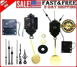 Chime Pendulum Clock Westminster Mechanism Chiming Kit Wall Movement Melody Hand