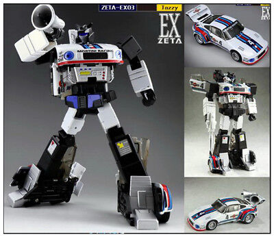 New Transformers Toys Zeta EX-03 Jazz G1 MP Scale action figure toy instock