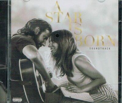 A Star Is Born Original Soundtrack Lady Gaga CD New Free Shipping USA Seller