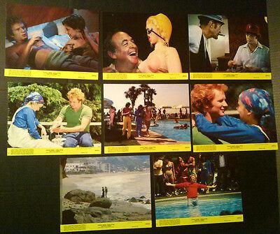 8x10 Lobby Card Lot~ LEO AND LOREE ~1980 ~Don Most ~Linda Purl ~Allan Rich