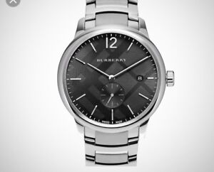 Men's Burberry BU10005 40mm watch