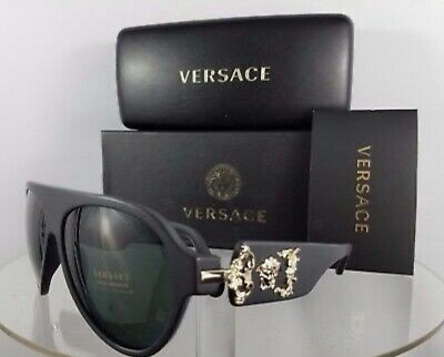 Men / Women Black versace sunglasses