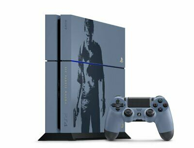 Sony PlayStation 4 Uncharted 4 500GB Limited Edition Console