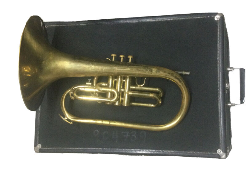 king 1120 mellophone With Case