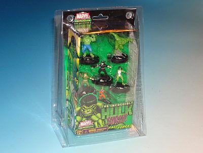 Marvel Heroclix Incredible Hulk Fast Forces Deluxe Starter Game Mega Battle Pack