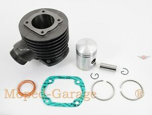 Hercules Sachs 50 Motor Zylinder Gebläse / Luftgekühlt Moped 50/2 50/3 50/4 Neu