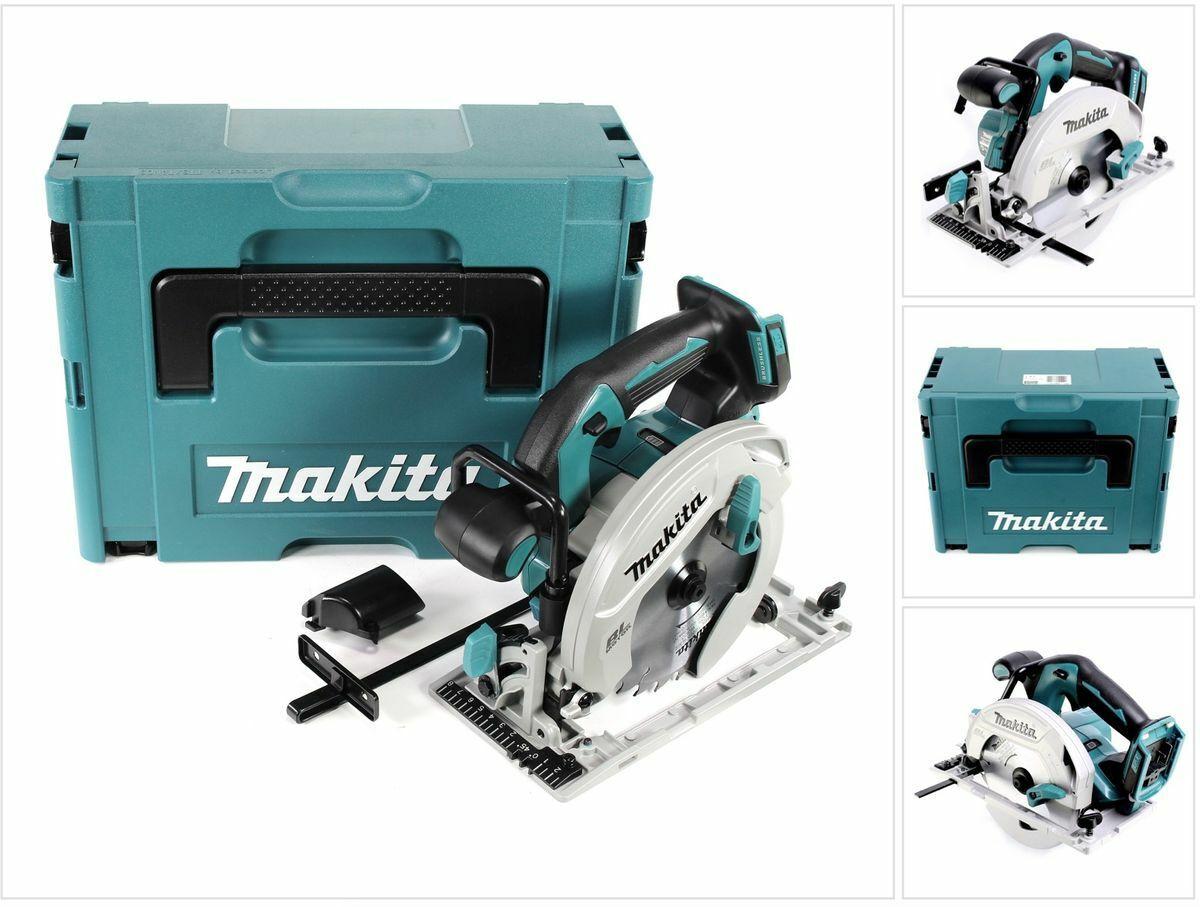 Makita DHS 680 ZJ 18V Akku Handkreissäge Brushless Makpac ohne Akku / Ladegerät