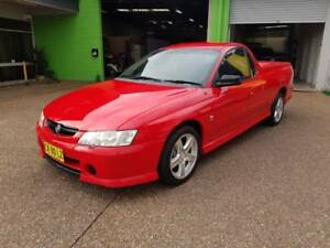 2003 Holden Commodore S Storm Ute 3.8L 6 CYL - AUTOMATIC