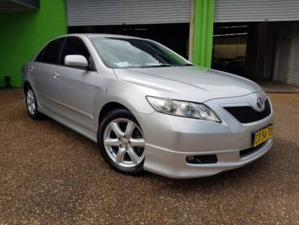 2006 Toyota Camry SPORTIVO 2.4L 4 Cylinder Sedan - AUTOMATIC Lambton Newcastle Area Preview