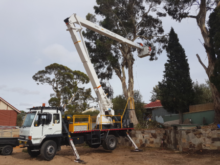 Tower Tech - Cherry Picker Hire (EWP) Adelaide CBD Adelaide City Preview