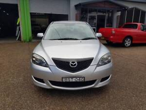 2005 Mazda 3 Neo BK 2.0L 4 Cylinder Hatch - Manual