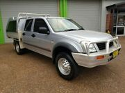 2008 Holden Rodeo RA MY06 (4x4) LX 3.6L Dual Cab Chassis - LOW KM Lambton Newcastle Area Preview