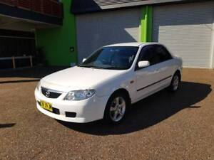 2003 Mazda 323 Protege Shades 1.8L 4 Cylinder - AUTOMATIC