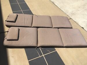 Two Chaise Lounge Cushions - $40 each Carina Brisbane South East Preview