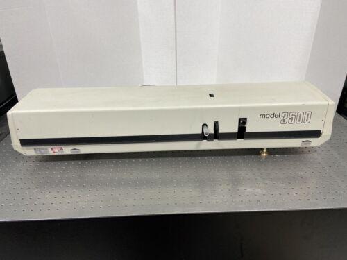 Spectra Physics 3500 Tunable Ultrashort Pulse Dye Laser Picosecond Femtosecond 1