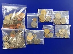 138 Coins from 8 Countries Carina Brisbane South East Preview