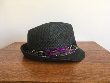 Men's Trilby Style Casual Hat