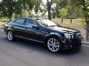 caprice in black. great condition. spacious vehicle. Adelaide CBD Adelaide City Preview