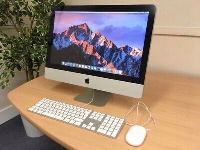 "Apple iMac 21.5"" 6.12Ghz X Studio Machine Minor Mark"