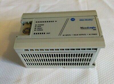 Allen Bradley Micrologix 1000 1761-l16awa Controller.