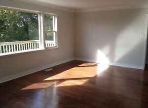 3 Bedroom Apartment for rent on quiet street in west end