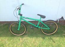 Verde BMX bike barley used Mortdale Hurstville Area Preview