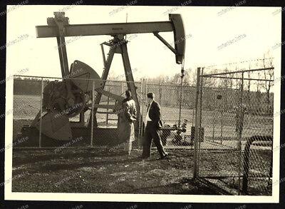 Foto-Benzol-Verband-BV-Seminar-Erdölgebiet-Pferdekopf-Niedersachsen-1955-7