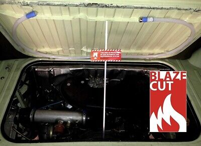 Blazecut Tv200fa Carrvboat Automatic Fire Suppression System - New T Series 6